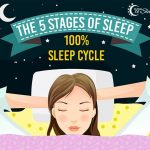 Understanding the Sleep Cycle & Stages of Sleep (Infographic)