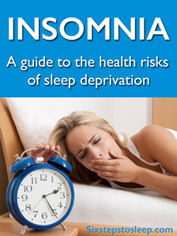 How Insomnia Takes Control of Your Life & How to Get Help