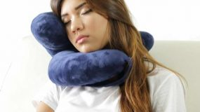 daisy travel pillow