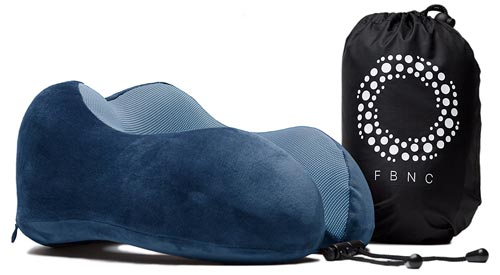 fbnc inflatable neck pillow