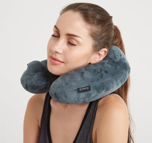 purefly neck pillow