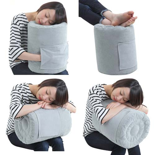 smart travel pillow